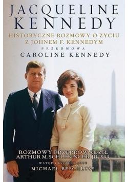 Historyczne rozmowy o życiu z Johnem F Kennedym plus CD