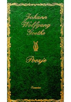 Goethe Poezje
