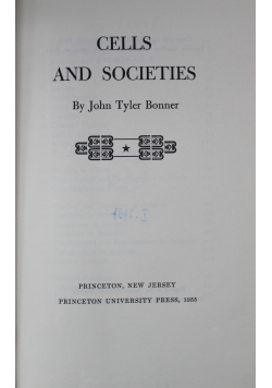 Cells and Societies