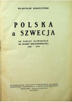 Polska a Szwecja 1924 r.