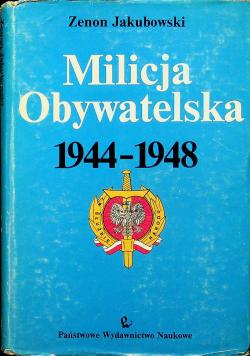 Milicja Obywatelska 1944-1948