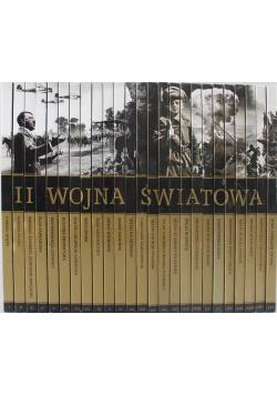 II wojna światowa 25 tomów