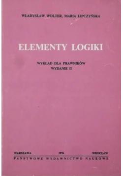 Elementy logiki