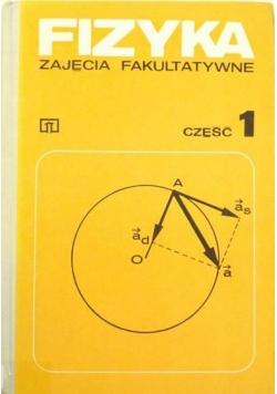 Fizyka zajęcia fakultatywne część 1
