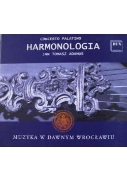 Harmonologia CD