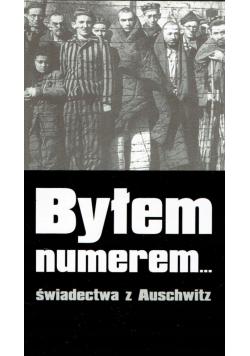 Byłem numerem Świadectwa z Auschwitz