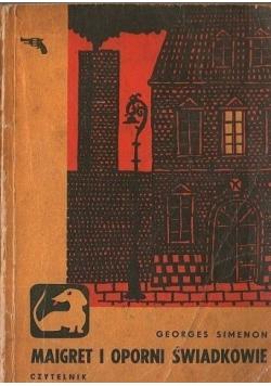 Maigret i oporni świadkowie