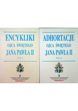 Encykliki Ojca świętego Jana Pawła II 2 tomy