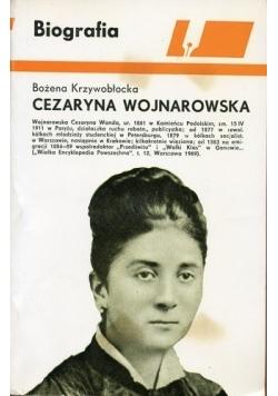 Cezaryna Wojnarowska