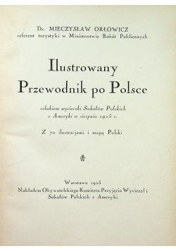 Ilustrowany Przewodnik po Polsce 1925 r