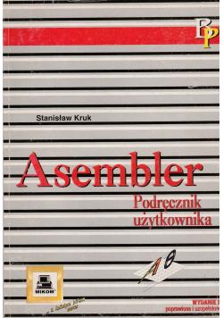 Asambler Podręcznik użytkownika