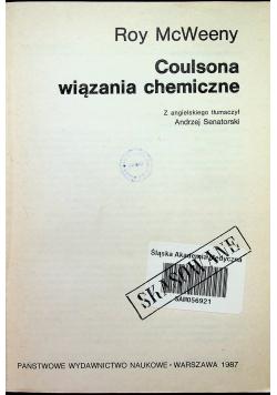 Coulsona wiązania chemiczne
