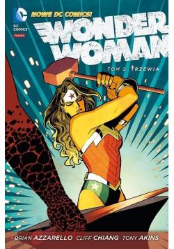 Wonder Woman Trzewia Tom II
