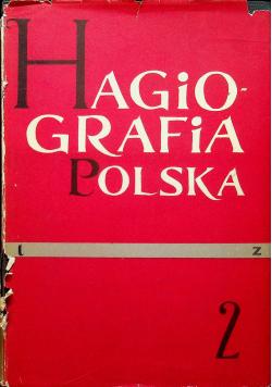 Hagiografia Polska Tom II