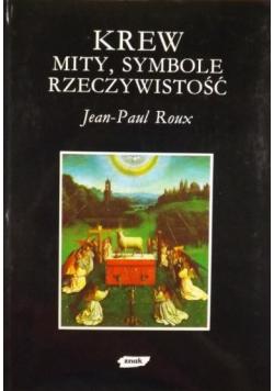 Krew mity symbole rzeczywistość