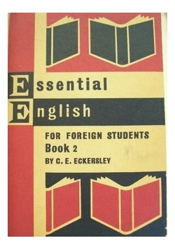 Essential English book two