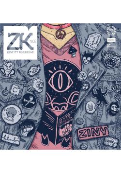 Zeszyty Komiksowe 32 Ziny