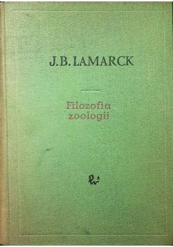 Filozofia zoologii