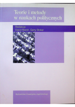 Teorie i metody w naukach politycznych
