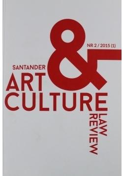 Santander Art and Culture Law Review Nr 2
