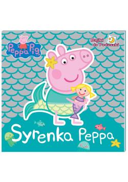 Peppa Pig. Bajki do poduszki. Syrenka Peppa