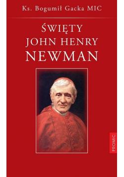 Święty John Henry Newman