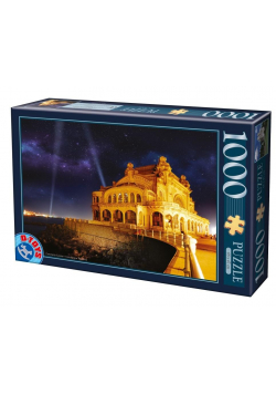 Puzzle 1000 Rumunia, Port Constanta
