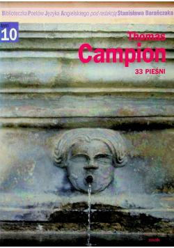 Campion 33 Pieśni