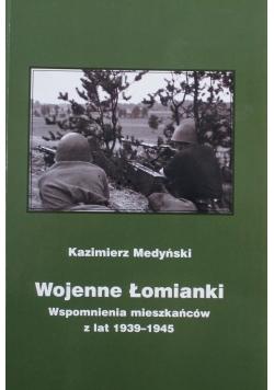 Wojenne Łomianki