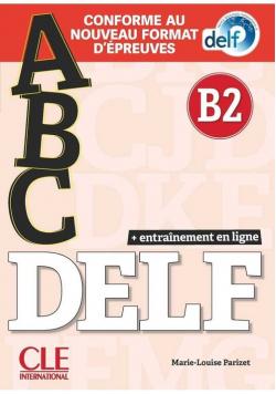 ABC DELF B2 Książka + CD + klucz + zawartość online