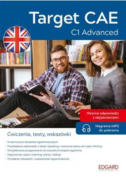 Angielski. Target CAE. C1 Advanced