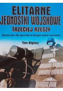 Elitarne jednostki wojskowe Trzeciej Rzeszy