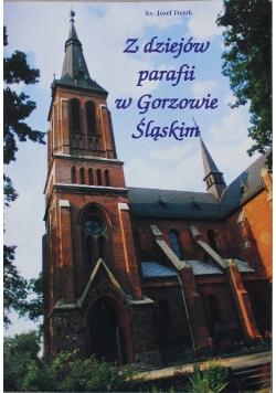 Z dziejów parafii w Gorzowie Śląskim
