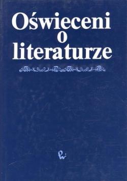 Oświeceni o literaturze