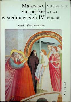 Malarstwo europejskie w średniowieczu IV