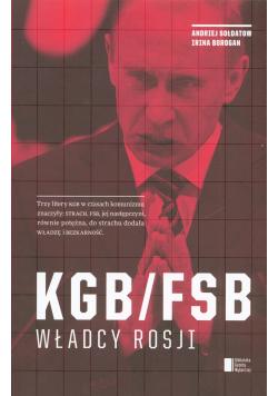 KGB / FSB Władcy Rosji