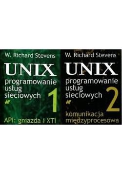 Unix programowanie usług sieciowych Tom 1 i 2