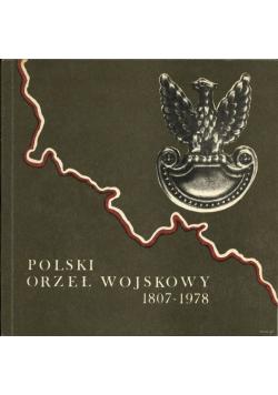 Polski orzeł wojskowy 1807 1978