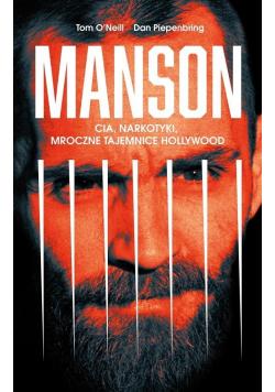 Manson CIA narkotyki mroczne tajemnice
