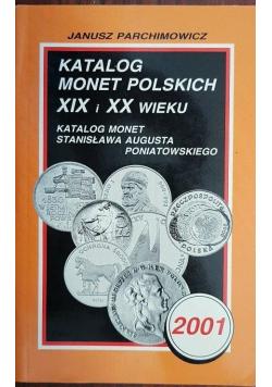 Katalog monet polskich XIX i XX wieku