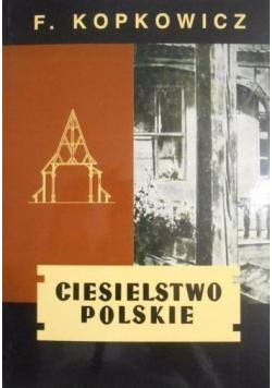 Ciesielstwo polskie reprint z 1958 r
