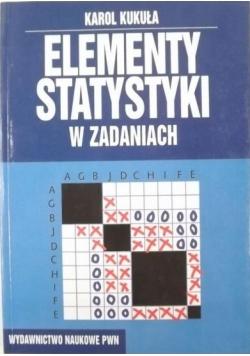 Elementy statystyki w zadaniach