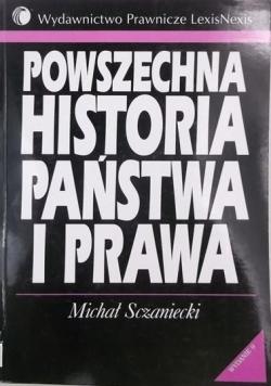 Powszechna historia państwa i prawa
