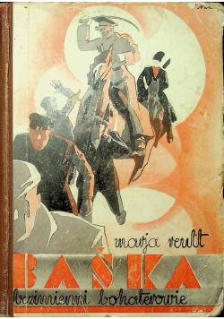 Baśka Bezimienni Bohaterowie 1933 r.