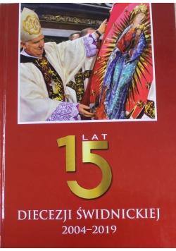 15 lat Diecezji Świdnickiej