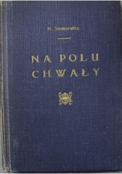 Na polu chwały 1931 r