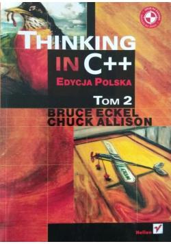 Thinking in C++ Tom 2
