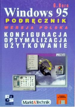 Windows 95 podręcznik wersja polska