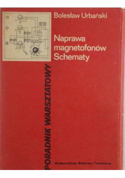 Naprawa magnetofonów Schematy