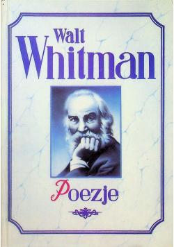 Whitman poezje